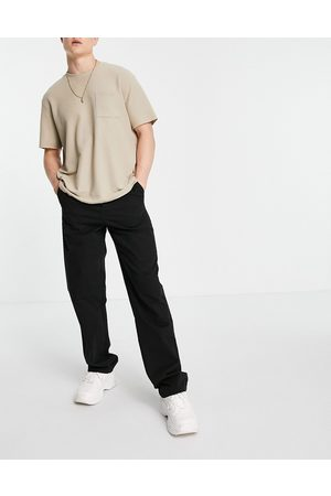 ASOS Relaxed chinos in