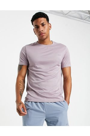 ASOS 4505 Icon training t-shirt with quick dry in lilac