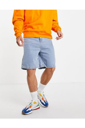 COLLUSION Extreme 90s baggy shorts in
