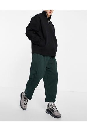 ASOS Men Sets - Organic co-ord oversized joggers with panel detail in