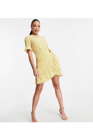 VERO MODA Women Casual Dresses - Frill mini dress in spot