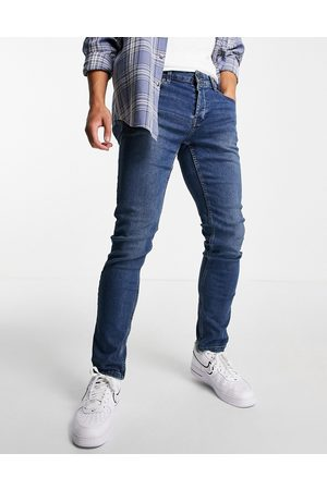 Only & Sons Slim fit jeans in dark