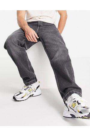 Levi's Levi's tapered fit carpenter jeans in washed