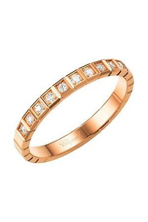 Chopard Ice Cube Diamond & 18K Rose Ring