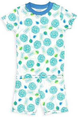 Baby Noomie x Robyn Blair Little Boy's 2-Piece Pajama Shorts Set
