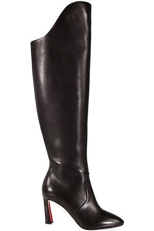 Christian Louboutin Eleonor Tall Leather Boots