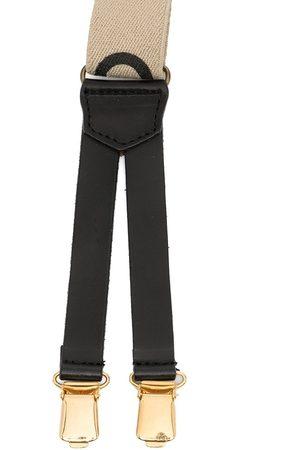 CHANEL Women Underwear Accessories - 1990s logo print suspenders