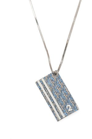 Dior Women Necklaces - Pre-owned Trotter card necklace