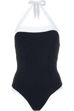 Amir Slama Women Swimsuits - Two-tone swimsuit