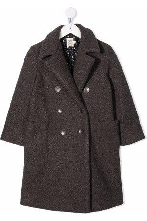 Caffe' D'orzo Gioia double-breasted coat