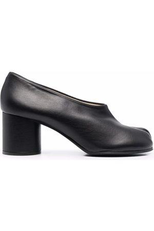 Maison Margiela Women Slips - Tabi 75mm slip-on pumps
