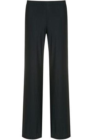 AMIR SLAMA Wide-leg trousers