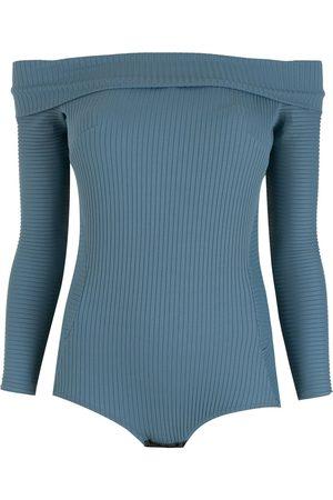 AMIR SLAMA Women Bodies - Off-shoulder bodysuit