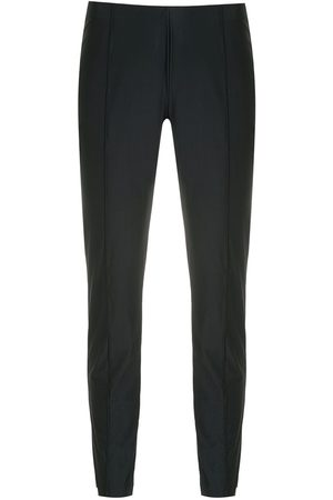 AMIR SLAMA Women Leggings - Panelled slim-fit leggings