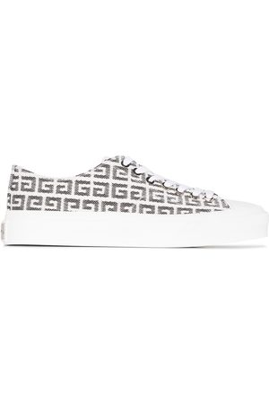 Givenchy Sneakers City 4G-jacquard sneakers