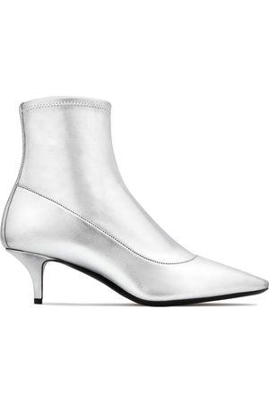 Giuseppe Zanotti Salomé metallic-effect ankle boots