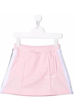 Palm Angels PALM ANGELS TRACK SKIRT WHITE