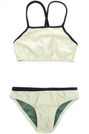 Lygia & Nanny Tiana plain bikini set