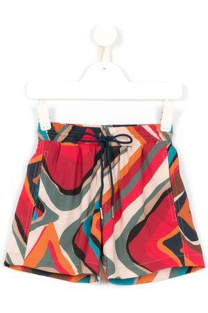 Lygia & Nanny Printed Jake swim shorts