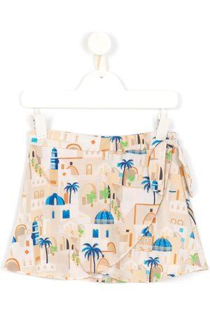 Lygia & Nanny Printed Magali skirt