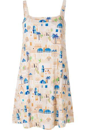 Lygia & Nanny Pomala print dress