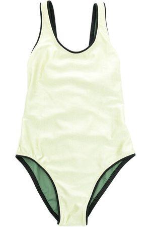 Lygia & Nanny Emilia plain swimsuit
