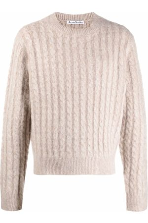 Acne Studios Cable-knit jumper