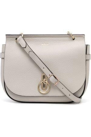 MULBERRY Heavy-grain Soft Amberley satchel