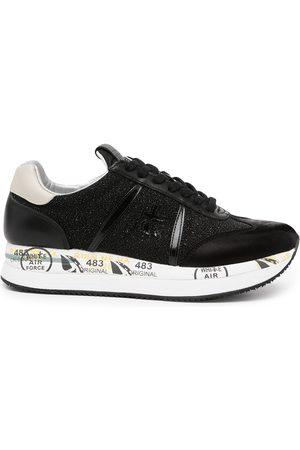 Premiata Low-top lace trainers