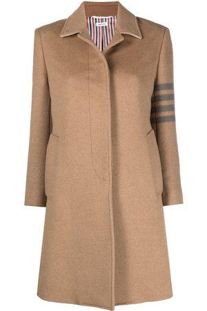 Thom Browne 4-Bar motif tailored coat