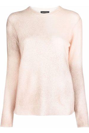 Roberto Collina Crewneck cashmere-blend jumper