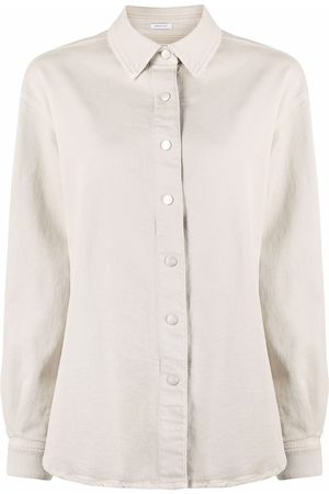 Closed Collared over shirt