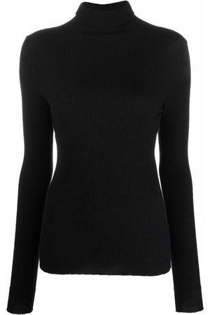 THOM KROM Roll-neck knitted jumper