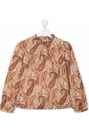 BONPOINT Paisley-print blouse