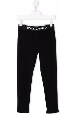 Dolce & Gabbana Logo band leggings