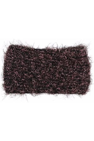 Caffe' D'orzo Metallic-knit headband