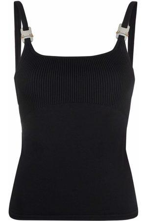 1017 ALYX 9SM Buckle-detail ribbed vest