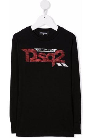 Dsquared2 Logo crew-neck jumper