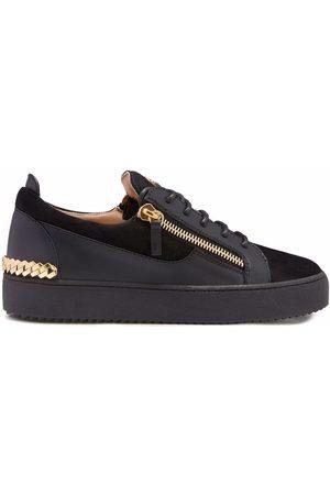 Giuseppe Zanotti Frankie chain-link sneakers