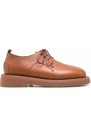MARSÈLL Leather lace-up shoes