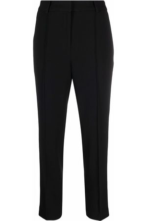 Michael Kors Women Pants - Pleated cropped trousers