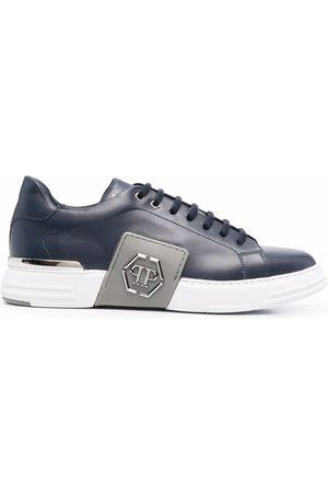 Philipp Plein Phantom Platinum Lo-Top sneakers