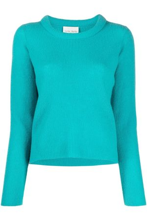 FORTE FORTE Women Jumpers - Ribbed-knit jumper