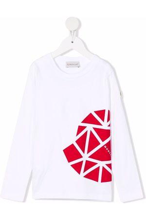 Moncler Logo-print T-shirt