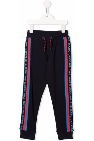 The Marc Jacobs Boys Trousers - The Side Logo track pants