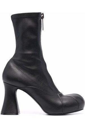 Stella McCartney Zipped ankle boots