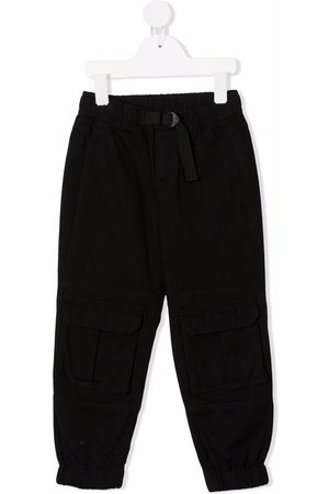 Stella McCartney Belted tapered trousers