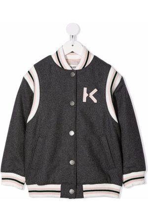 Kenzo Tiger-embroidered bomber jacket