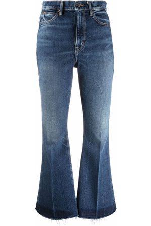 Polo Ralph Lauren High-waist flared jeans