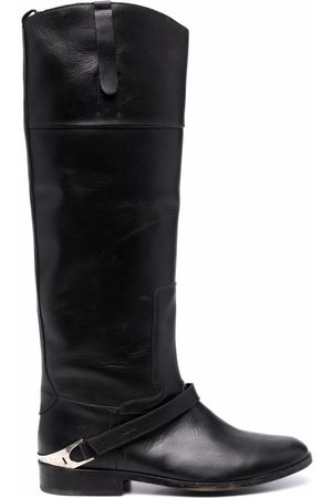Golden Goose Knee-length leather boots